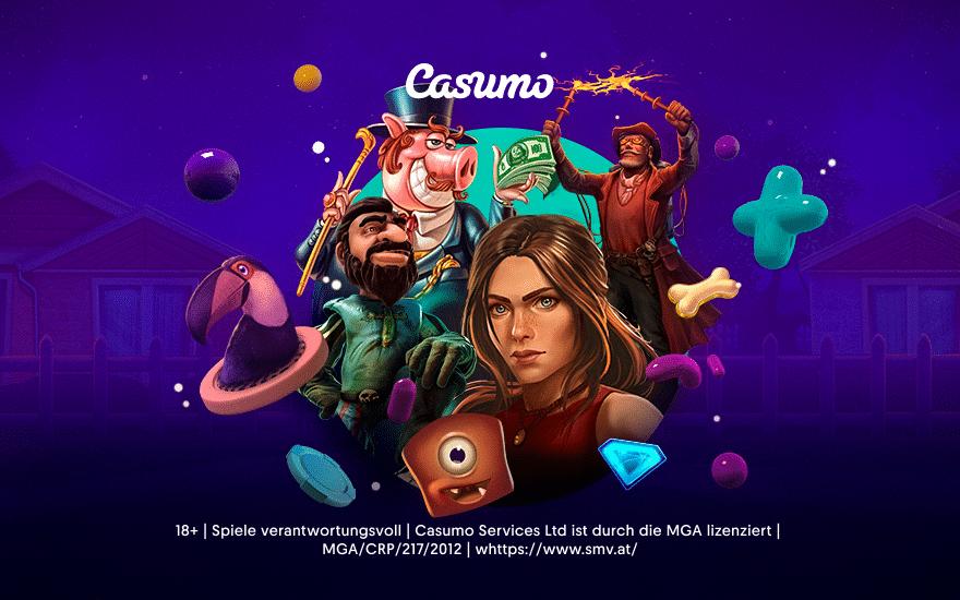 Best 2020 slot releases at Casumo Casino