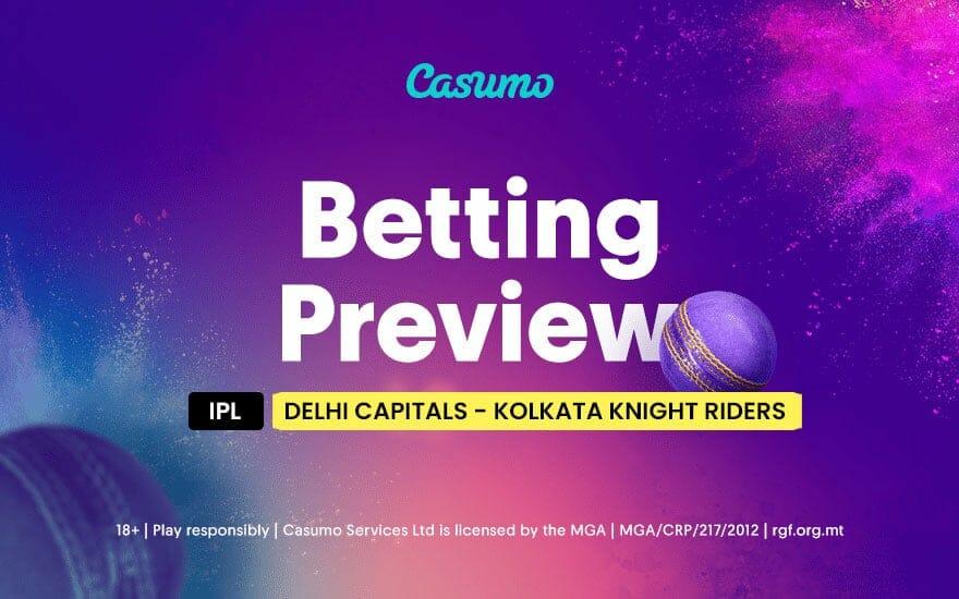 DC vs KKR betting tips