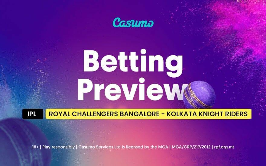 RCB vs KKR betting tips